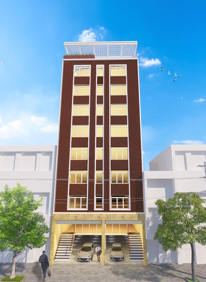 Bán tòa chung cư mini (căn hộ dịch vụ) 10 tầng, 112 phòng doanh thu khủng tại Phùng Hưng, Hà Đông