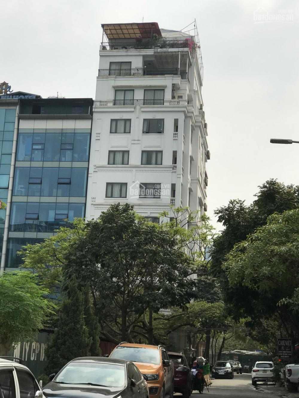Bán nhà mặt phố KĐT Văn Quán: 135m2 x 8 tầng, 50 phòng thu nhập 150 triệu/tháng