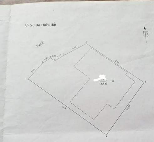Bán đất phố Thái Hà, quận Đống Đa, 170m2, MT 11m, sổ đỏ vuông vắn cực đẹp