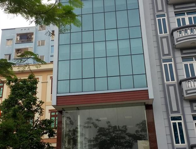 Bán nhà mặt phố Phạm Văn Đồng, tòa nhà Văn phòng 191 m2 x 11 tầng, MT 9.5m cho thuê 160tr/th