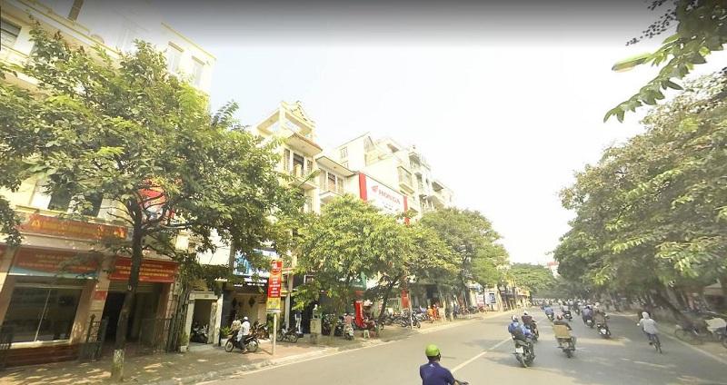 Bán đất vàng mặt phố Huế, quận Hai bà Trưng, DT 240m2, mặt tiền 9.5m sổ vuông đẹp