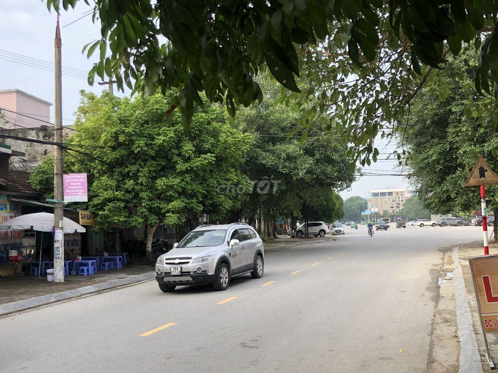 Bán đất phố Hoàng Quốc Việt 220m2, mặt tiền 8m, SĐCC, vỉa hè rộng, thích hợp làm tòa nhà văn phòng, nhà hàng, khách sạn