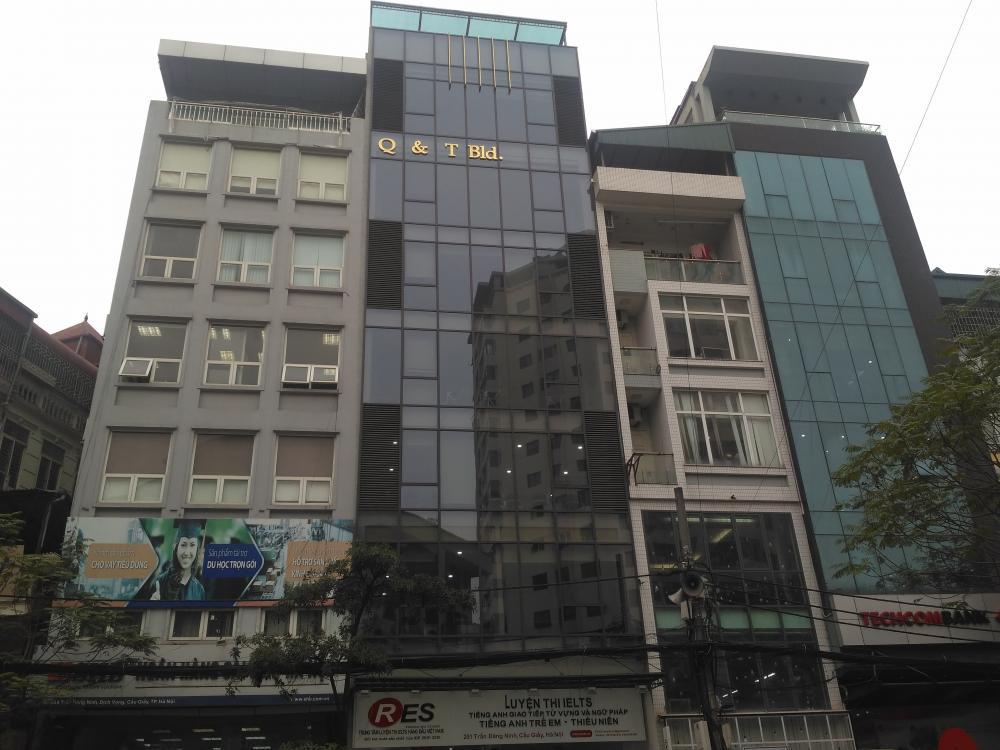 Bán nhà mặt phố Thái Hà, Đống Đa: 78m2, mặt tiền 5m sổ đỏ vuông vắn không lỗi