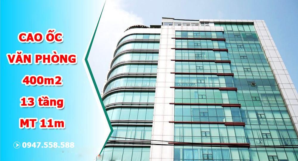 Bán tòa nhà văn phòng 13 tầng mặt phố Hồ Tùng Mậu, Nam Từ Liêm