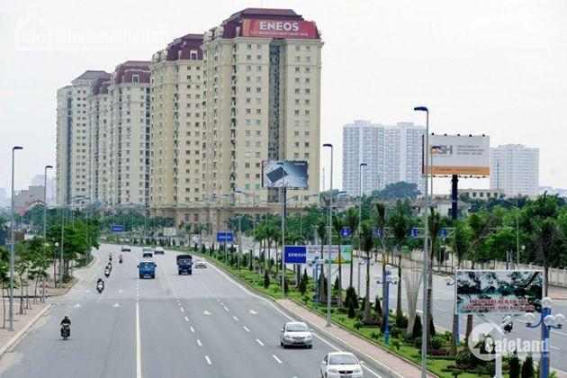 Bán ~500m2 đất mặt phố Quang Trung, Hà Đông, mặt tiền 15m thích hợp xây tòa cao ốc
