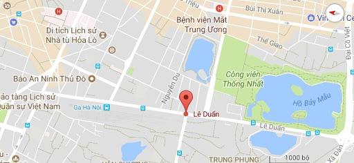 Bán đất mặt phố Lê Duẩn, quận Hai Bà Trưng: 177m2, mặt tiền 7m cực đẹp, phố hai chiều kinh doanh sầm uất